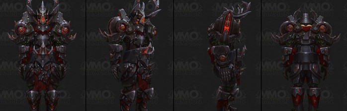 [Warlords of Draenor] Preview do tier 17 de Guerreiro