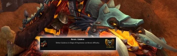 [PvE] Heróico: Galakras