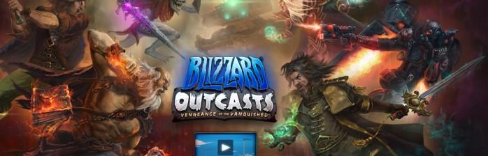 Novo jogo da Blizzard: Vengeance of the Vanquished!