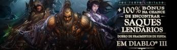 Aniversário do Diablo III: Vantagens estendidas!