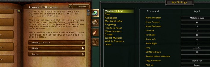 [Warlords of Draenor] Melhorias na Interface