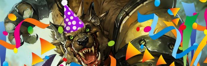 Presente de 10º Aniversário de World of Warcraft