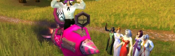 Como se tornar mais ~seduzente~ no World of Warcraft