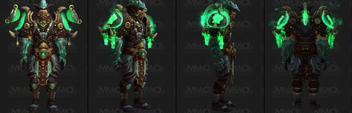 [Warlords of Draenor] Preview do Tier 17 de Monge