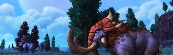 [Warlords of Draenor] Novos modelos de criaturas e PNJs