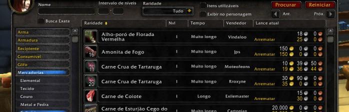 [Warlords of Draenor] Casas de Leilão serão unificadas