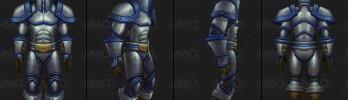 [Warlords of Draenor] Novos transmogs: Armaduras dos guardas e conjuntos dos clãs de Orcs