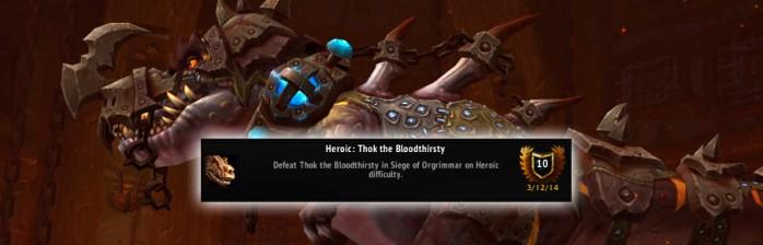 [PvE] Heróico: Thok, o Sedento de Sangue