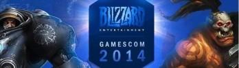 Blizzard na Gamescom 2014