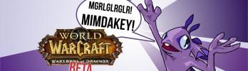 [Resultado] Libere seu Murloc interior e ganhe uma key do beta de WoD!
