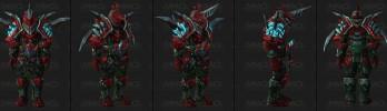 [Warlords of Draenor] Preview dos sets da season 16: Cavaleiro da Morte, Caçador, Guerreiro e Sacerdote – Elite