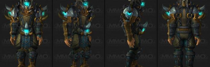[Warlords of Draenor] Preview do Tier 17 de Cavaleiro da Morte e update do Tier de Ladino