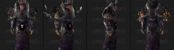 [Warlords of Draenor] Preview do Tier 17 de Bruxo, Caçador e Sacerdote