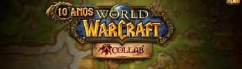 Artistas Brasileiros comemoram 10 anos de World of Warcraft