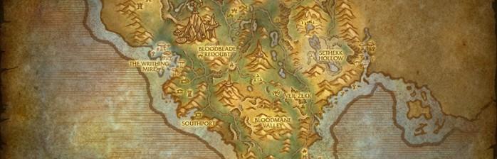 [Warlords of Draenor] Preview de Agulhas de Arak