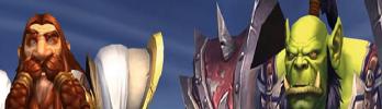 [Warlords of Draenor] Equipamentos da tela de seleção de personagens serão adquiriveis no WoD!