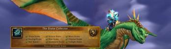 [WoD] Revelada a conquista para obter o Draco Esmeralda