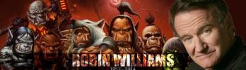 Homenagem a Robin Williams em World of Warcraft