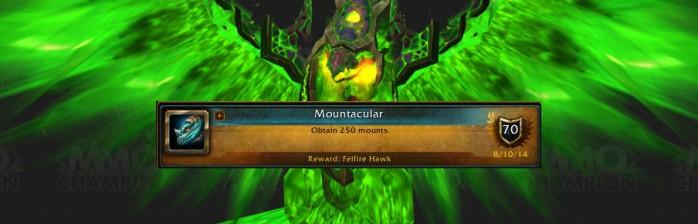 Divulgada a Recompensa da Conquista de 250 Montarias