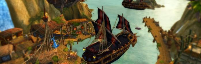 [Conquistas] Dormir não dá reputação – Parte 2: Bucaneiros da Vela Sangrenta (Ioho, Almirante!)