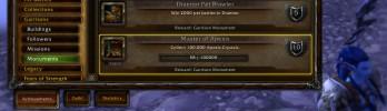 [Warlords of Draenor] Possível nova moeda da expansão