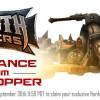 Corra para garantir sua montaria do Azeroth Choppers!