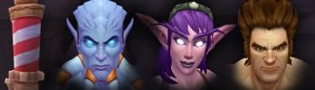 Re-customização de personagens em Warlods of Draenor