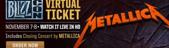 Show Ao Vivo do Metallica na BlizzCon 2014!