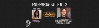 Entrevista: Ion Hazzikostas, Lead Game Designer do WoW – Patch 6.0.2
