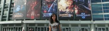 WoWGirl na BlizzCon 2014!