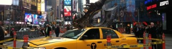 World of Warcraft invade a Times Square