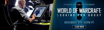 "Estreia do Documentário ""World of Warcraft®: Looking for Group"" na BlizzCon"