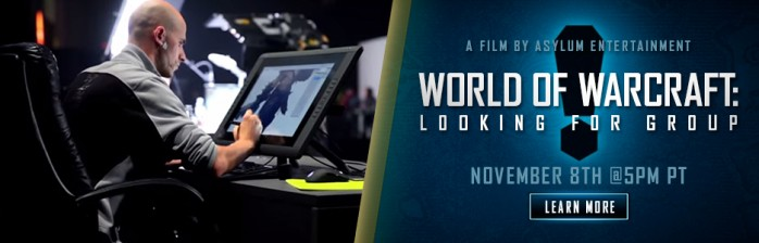 "[BlizzCon 2014] Documentário ""World of Warcraft: Looking for Group"""