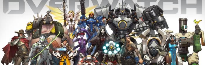 Conheça os Heróis de Overwatch, o novo jogo da Blizzard