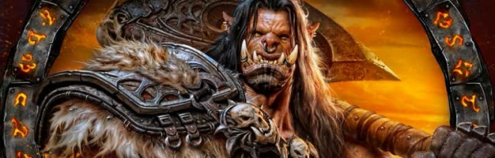 Warlords of Draenor com valor reduzido