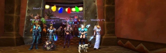 [Transmog] Transmogs da equipe WoWGirl 2014 – Parte 2