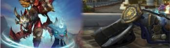 Novos itens ingame: Moto da Aliança, Argi e Aniquilador Sorridente