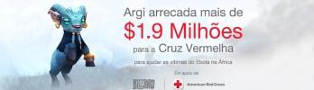 Argi arrecada mais de 1.9 Milhões de Dólares!