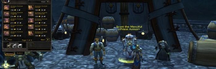 [Transmog] Onde pegar/trocar meus tokens de tier em Wrath of the Lich King?