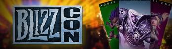 Lotes de Ingressos para a BlizzCon 2015 disponíveis nesta semana!