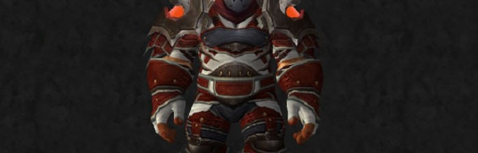 Furious Gladiator's Vestments (2)