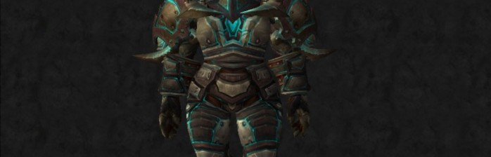 Relentless Gladiator's Battlegear (2)