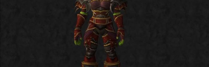 Relentless Gladiator's Vestments (1)