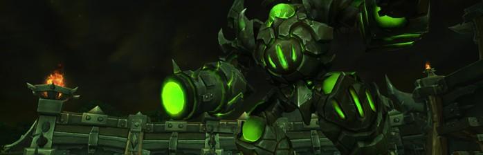[Cidadela Fogo do Inferno] Aniquilador de Ferro