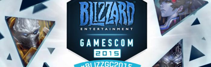 Blizzard divulga programação da Gamescom 2015