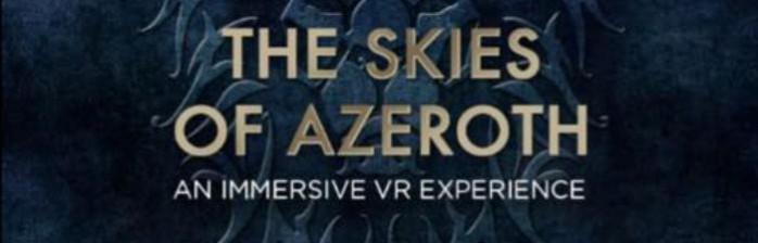 """[Filme] Aplicativo da Legendary mostra """"Céus de Azeroth"""""""