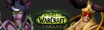 [Legion] Nova Classe: Caçadores de Demônios