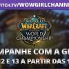 Aviso de Live: Regionais da América de WoW!