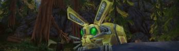 Nova família de mascote para Caçadores Gnomos!