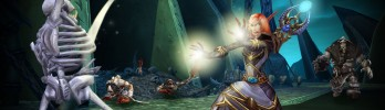 Prévia das Classes em Legion: Sacerdote